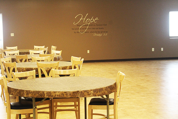 Chapel of Hope, provides Billings Montana ministries and opportunities.